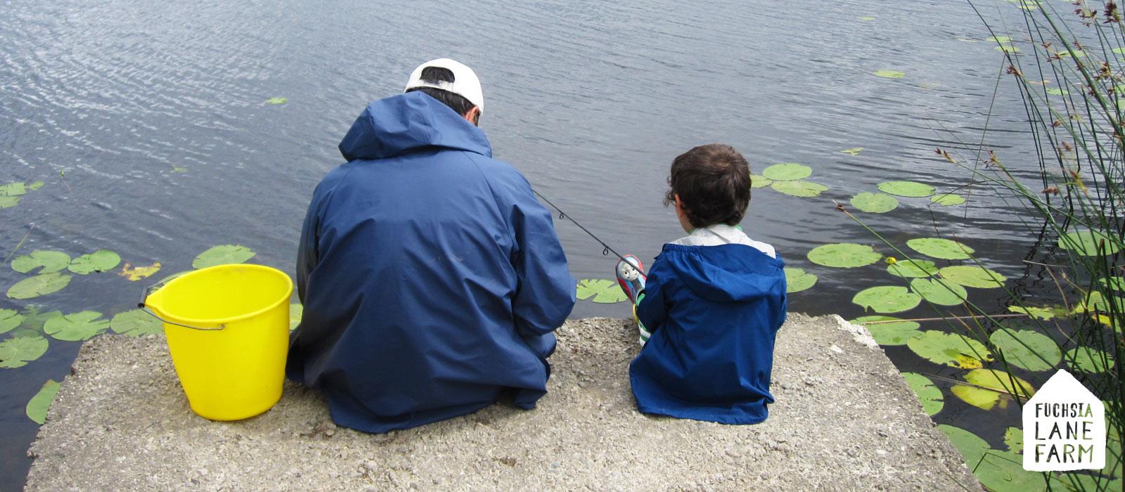 Fishing on Lough Derg