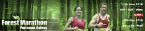 Portumna Forest Marathon