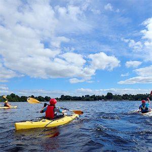 Canoes and Kayaking Lough Derg Blueway   Fuchsia Lane Farm