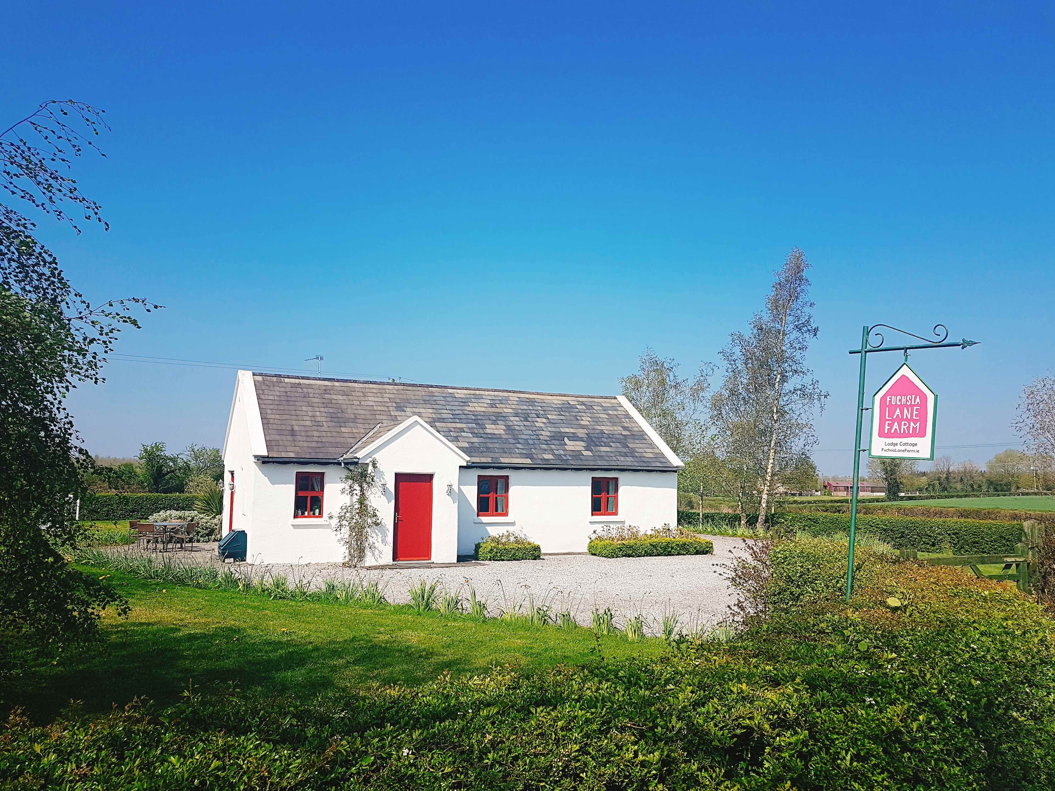 Lodge Cottage Fuchsia Lane Farm